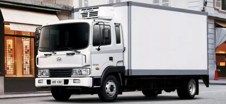 Изотермический фургон HD-120