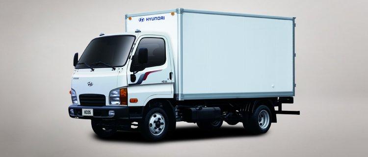 Изотермический фургон HD-35