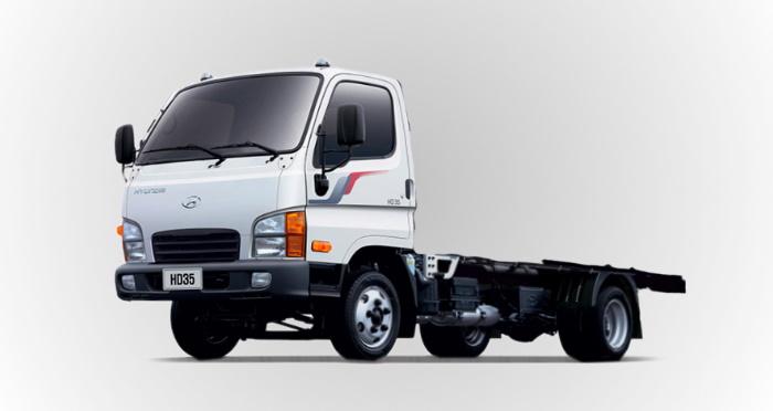 Hyundai HD-35